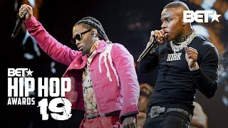 "DaBaby Turns Up & Performs ""Intro"" & ""Babysitter"" With Offset! 