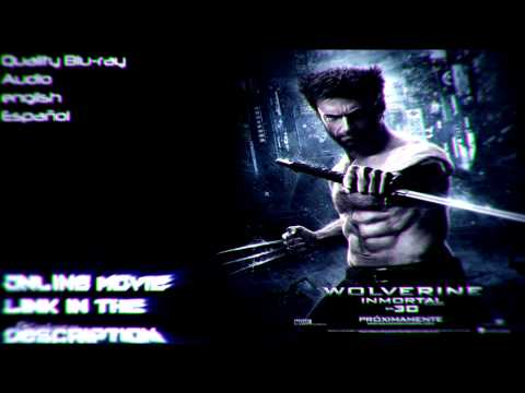 Wolverine Inmortal Pelucla completa English Espa�ol
