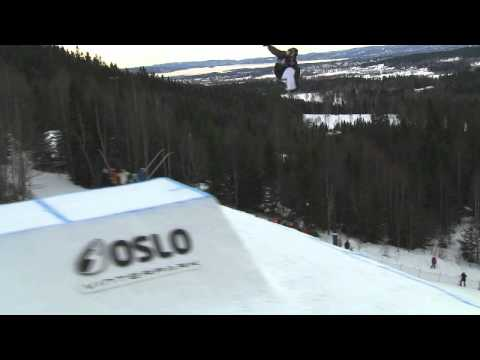 TTR Tricks - Chas Guldemond Wins Slopestyle World Snowboarding Championships