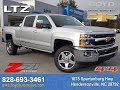 2018 Chevrolet Silverado 2500HD Hendersonville NC AT8264
