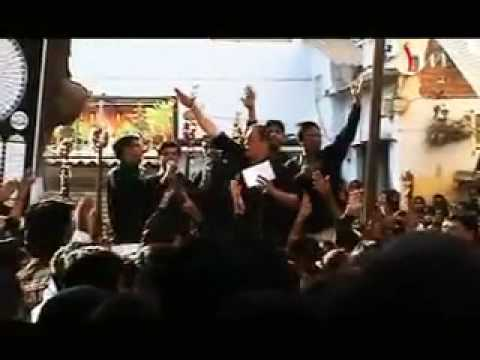 Chalo Hussain Ka Matam Kare Jahan Walo | Noha 2010 video