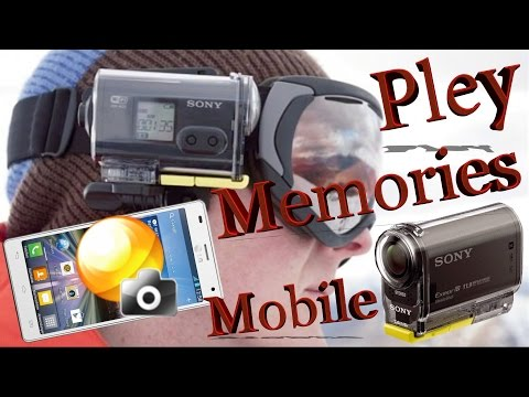 Скачать playmemories mobile - Android