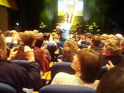 я на концерте....Ирина Круг