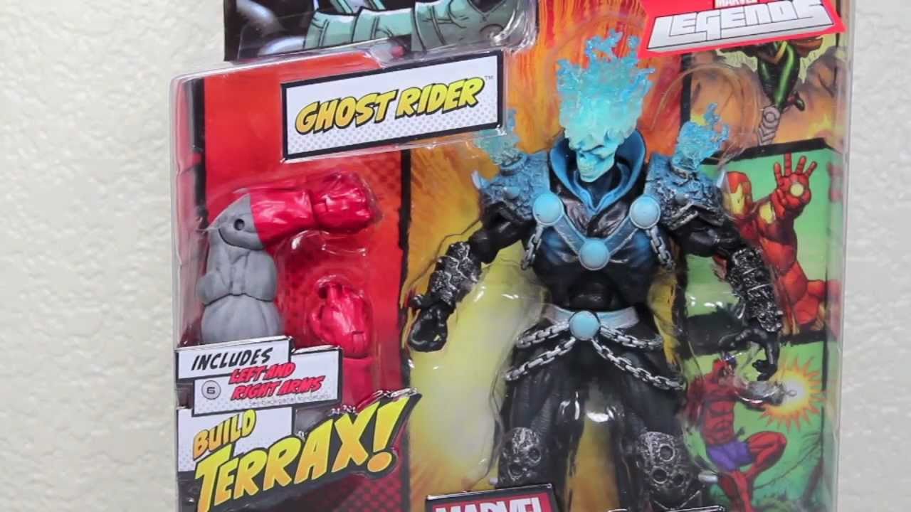 Marvel Legends Ghost Rider Terrax Legends Ghost Rider Terrax