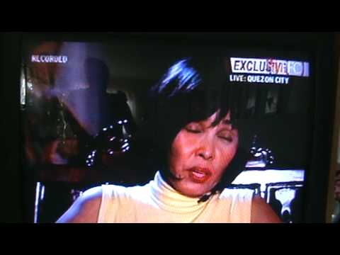 Ina ni Dr. Hayden Kho vs Katrina Halili - Interview sa TV Patrol