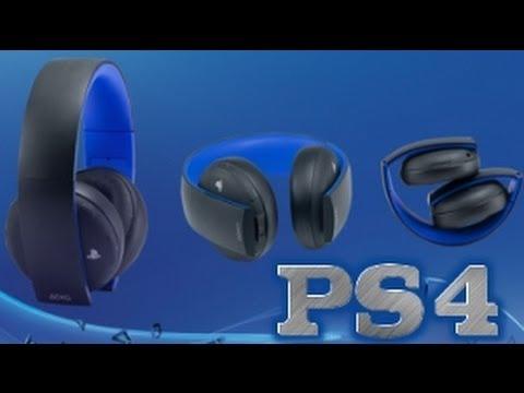 PS4 : Nouvelle Mise à Jours !!! 1.60 ! + Nouveau Casque ! Le Wireless Stereo Headset 2.0