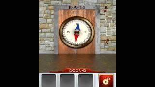 Игра find the doors прохождение 43 уровень