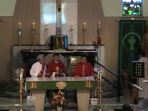 St Andrew Kim of Omaha Verena Kim Opening2