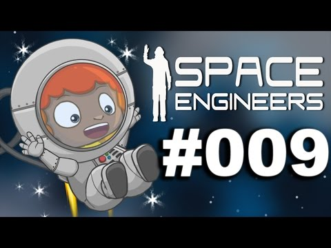 Space Engineers :: Multiplayer - Episode #9 'Difficult Welding'