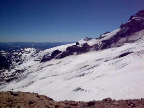 mt Rainier Routes Emmons Glacier Emmons Glacier Route
