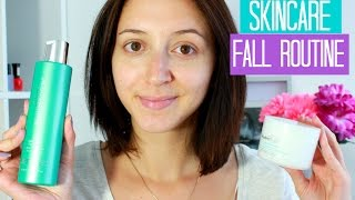 FALL SKIN CARE ROUTINE | HYDRO PEPTIDE