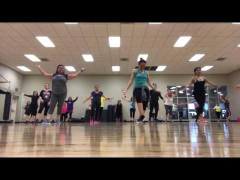 Cumbia Arabe- Zumba Choreography