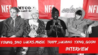 NFE: New Lane Digital ( Young_Sno - Lucks.Music - Trapp_Luciano - Yxng_Goon)