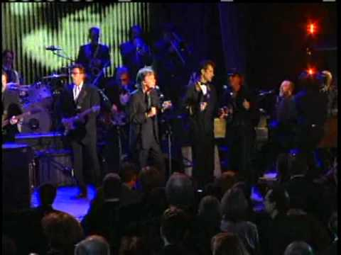 Paul McCartney performs with band Induction 1999