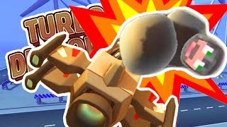 THINKNOODLES THE DISMEMBERED SNOWMAN!!! | Turbo Dismount