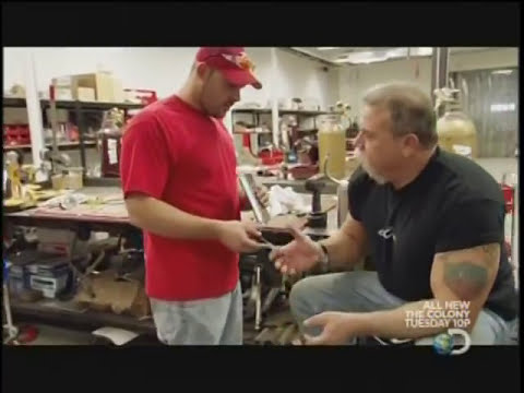 American Chopper: Shock Pen & Gasoline Squirt
