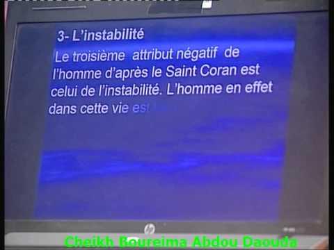 Boureima Daouda- L'instabilité De L'Homme 01/10