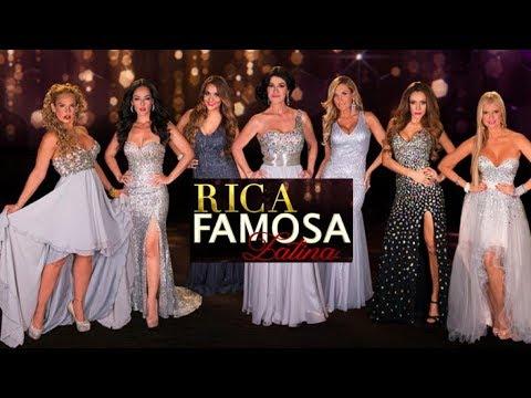 Rica Famosa Latina 5 - Episodio 36 Full HD