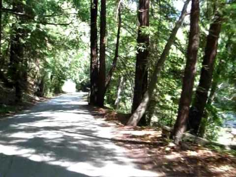 Pfeiffer Big Sur bike ride (part 1) [HQ]