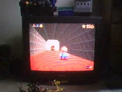 Super Mario 64 Ghost House 5th Star on Super Mario 64