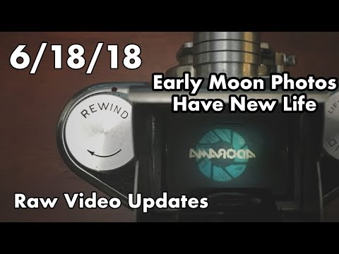 New Life to Old Moon Photos, Raw Video Updates, & More - Adorama Rewind thumbnail