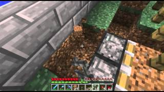 Primaryartemis Let's Play - Worlds Easiest Cow Farm :: Minecraft Let's Play 15
