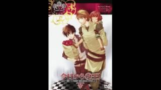 UraMA 3: Vol. 3 Yuuri & Conrad & Greta
