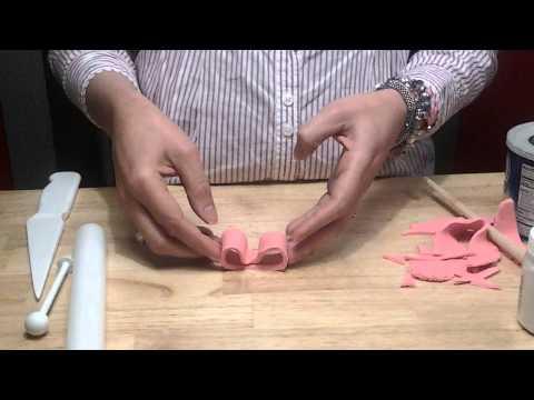 الدرس الخامس طريقة عمل الفيونكة مع حنان العالم Music Videos