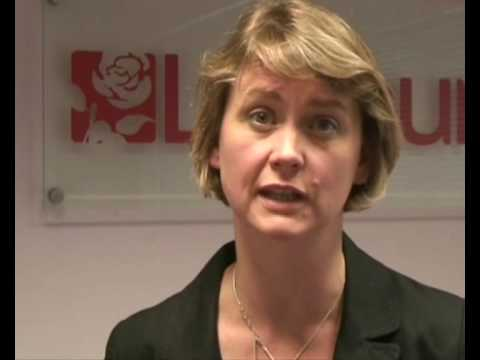 The Choice - Yvette Cooper