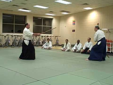 Uwl Aikido Bokken Demo Image 1