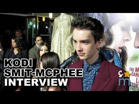 Kodi Smit-McPhee Talks ROMEO & JULIET & Training