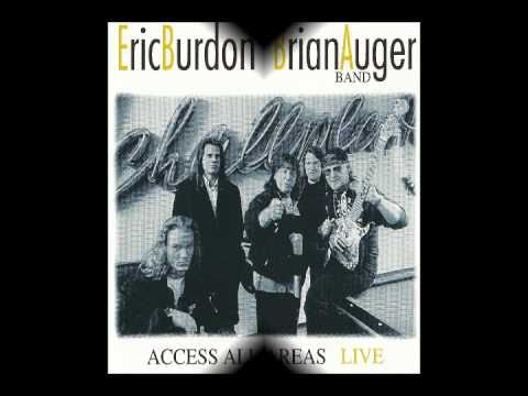 Eric Burdon&Brian Auger - Access all Areas - No more Elmore James.wmv