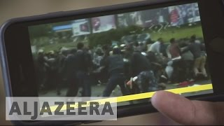 'Ethiopian police killed hundreds of protesters'
