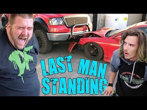 Grim vs Kurt Bale Last Man Standing Challenge for Youtube Championship