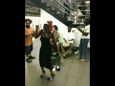 Subway Jam in Union Square, 7.18.09