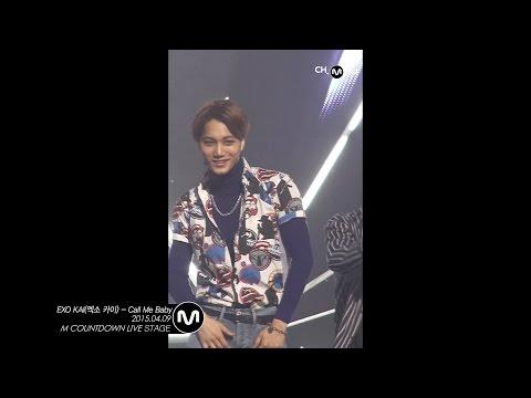 [MPD직캠] 엑소 카이 직캠 Call Me Baby EXO Kai Fancam Mnet MCOUNTDOWN 150409
