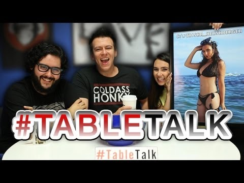 Sex Etiquette and Dinosaur Technology! #TableTalk