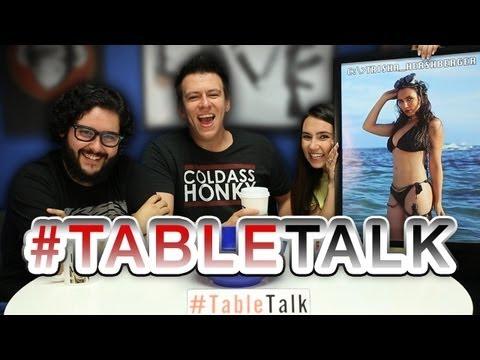 Sex Etiquette And Dinosaur Technology! #tabletalk video