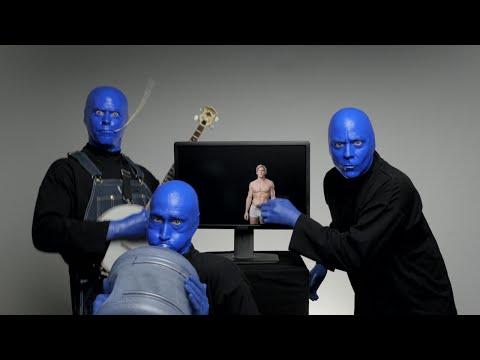 Blue Man Group - Alan Ritchson Jug Band