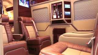 Beleza | Luxury Sprinter Conversion by Lexani Motorcars (2014)