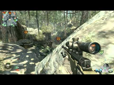 Call of Duty Black Ops Jungle Sniper Tips