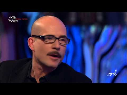Victor Victoria Senza Filtro – Tra gli ospiti: Arisa e Gianmarco Tognazzi (09/04/2013)