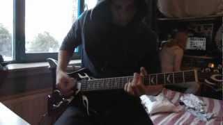 oomph augen auf guitar cover