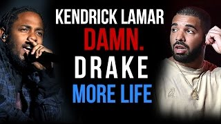 Kendrick Lamar Keeps Progressing...While Drake Isn