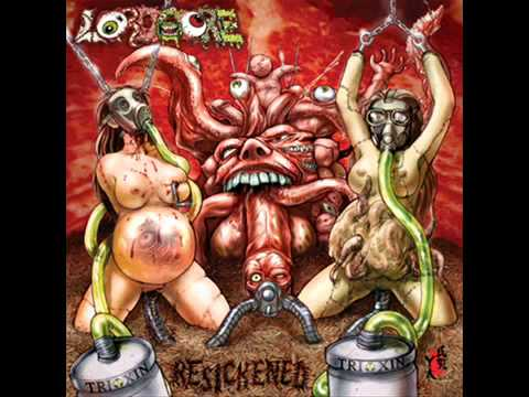 Lord Gore - Kicked To Death