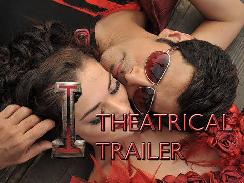 [Official] 'I' Theatrical Trailer (Tamil) | Aascar Film | Shankar, Chiyaan Vikram, Amy Jackson