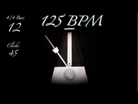 125 BPM Metronome