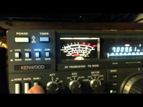 Kenwood TS 940S filtro CW
