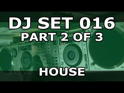 DJ Set #016 (Part 2 of 3) - Powerful Groove Energy