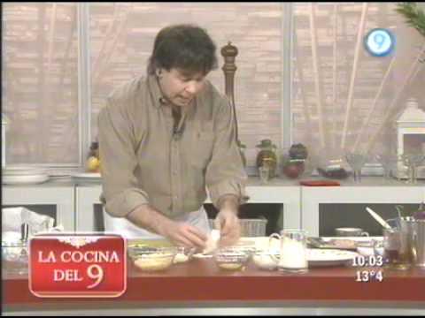 Pastel de pollo crocante 1 de 2 ariel rodriguez for Cocina 9 ariel rodriguez palacios pollo relleno